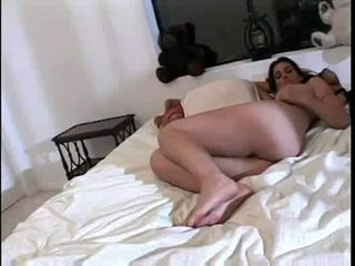 Horny stepmom cherie fucks step daughter ramona luv then dad