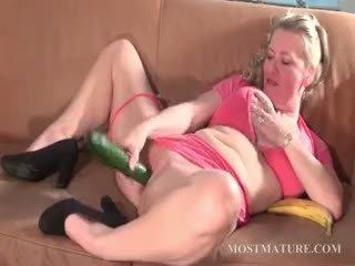toys, granny, masturbation