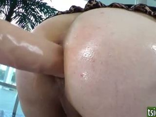 Busty Acadia Veneer in a solo jerk off
