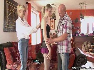 십대 섹스, 그룹 섹스, hd 포르노