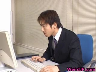 ember nagy fasz fasz, japán, főnök