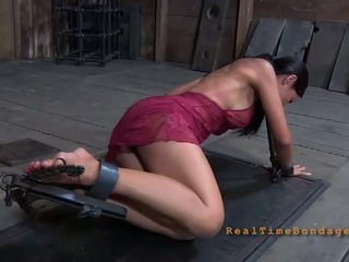 Søt babe gets lusty torment