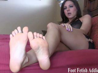 Aanbeding mijn voeten en ik wil reward u, hd porno 7f