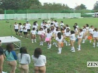छात्र, जापानी, समूह सेक्स