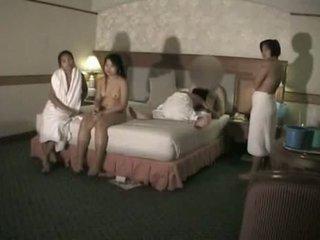 lesbian, pihak, bangkok