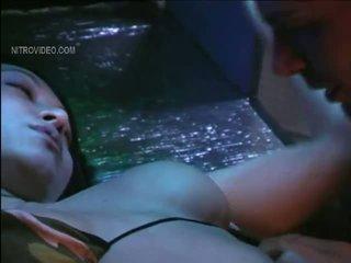 seks tegar, gadis lucah dan lelaki di atas katil, selebriti bogel