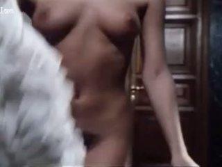 Minnie Minoprio and Beba Balteano nude scens from Una storia ambigua