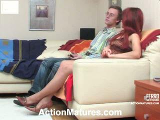 Alana und tobias marvelous mutter onto video aktion