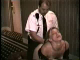 Aýaly fucked by otel security guard video
