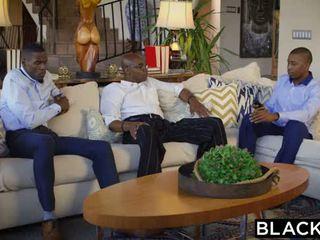 Blacked bruna adriana chechik takes trio di bbcs
