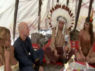 Pocoho: il treaty di peace
