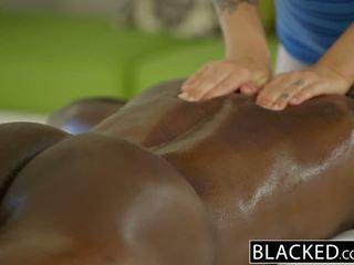 big dick, masseuse, doggystyle