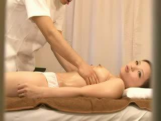 Bridal salon massaaž peidetud kaamera 2