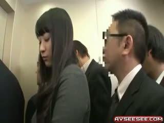 Très sexy et chaud japonais fille baise vidéo
