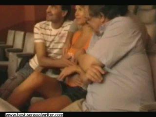 sesso di gruppo, doggystyle, spia