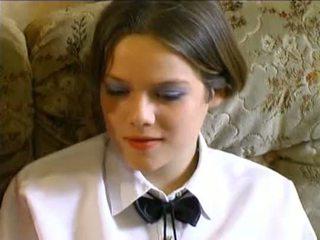 Francesa adolescente & profesora