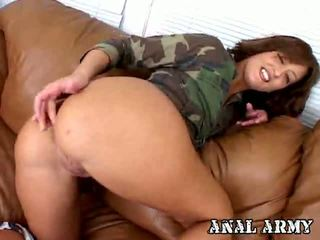 Sexy Army Bitch Francesca Sins