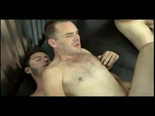 white, big dick, double penetration