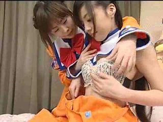 Japan lesbisk tonåren video-