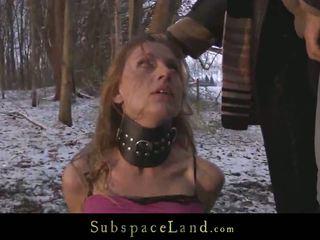 deepthroat, outdoor sex, torture