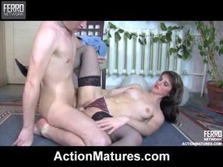 性交性愛, 成熟, 成熟的色情