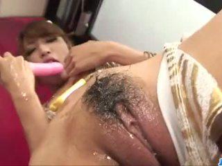 Diildo sensations 용 curvy 바보 asianaya sakuraba