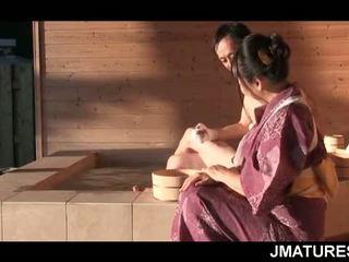japanese, granny, mature