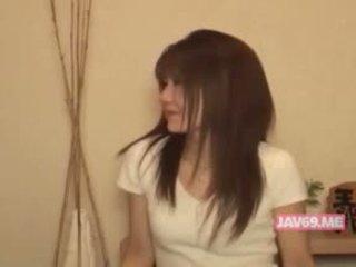 Cute Horny Japanese Babe Banging