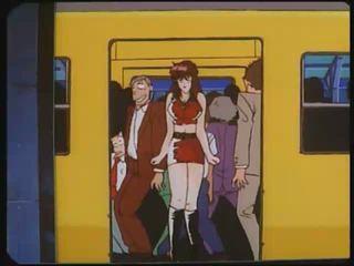 Aptaustīšana pie the subway video
