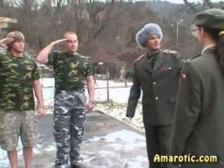 भूमिका खेल 6: सेना सेक्स