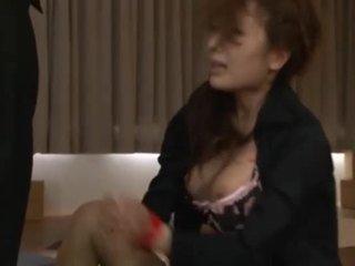 Seks ile kısa saç anal creampie gal