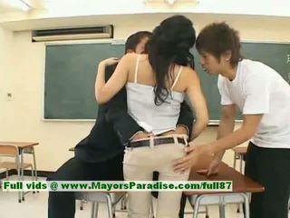 Sora aoi innocent セクシー 日本語 学生 ある getting ファック