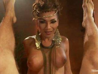 Ts yasmin lee si cleopatra tsseduction com i veçantë tipar