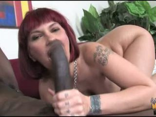 Raunchy Carrie Ann Receives Her Taut Pussy Pulverized