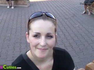 Mallcuties amatør jenter kavalkade ha sex på offentlig