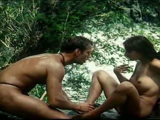 Tarzan meets jane: brezplačno staromodno hd porno video df