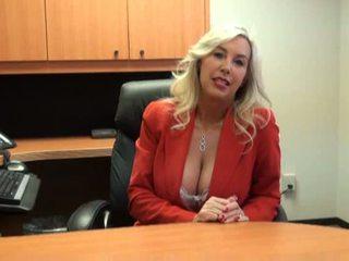 ofis sex, olgun, sıcak bebek