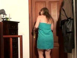 brunetta, webcam, caucasico