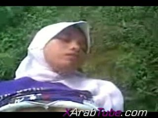 Recorded sikiş tape with künti hijab