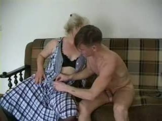 Sexy avó lena e alex