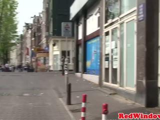 Holland utcalány doggystyled míg -ban fűző
