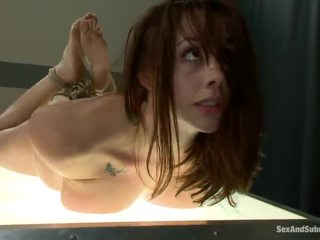 Chanel Preston Has Her Anal Hole Torn Up By James Deen In Sadism Vid