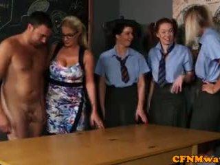 Cfnm Sex Education for Girls