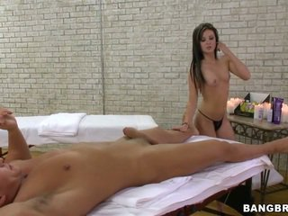 The BangBros pussy massage
