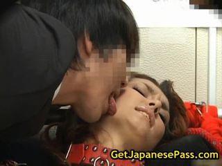 Maria ozawa takes バウンド と screwed