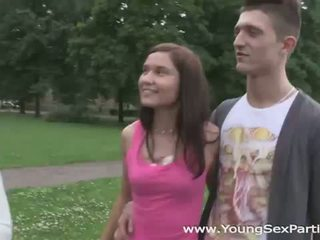 Young Sex Parties: Swinger teens havin...