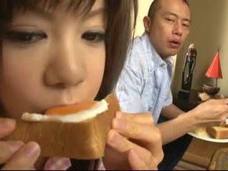 Shino nakamura - japorno dicukur remaja tetesan sperma