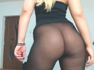 blondes, big butts