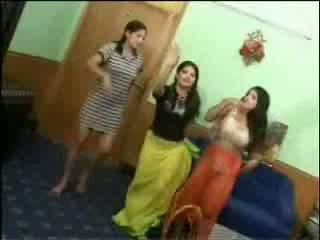 Naken arab flickor video-