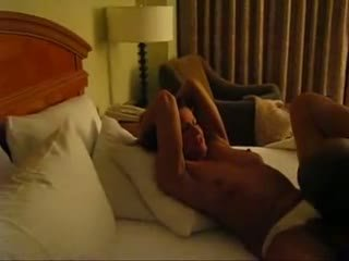 Romantic menduakan filmed oleh suami video
